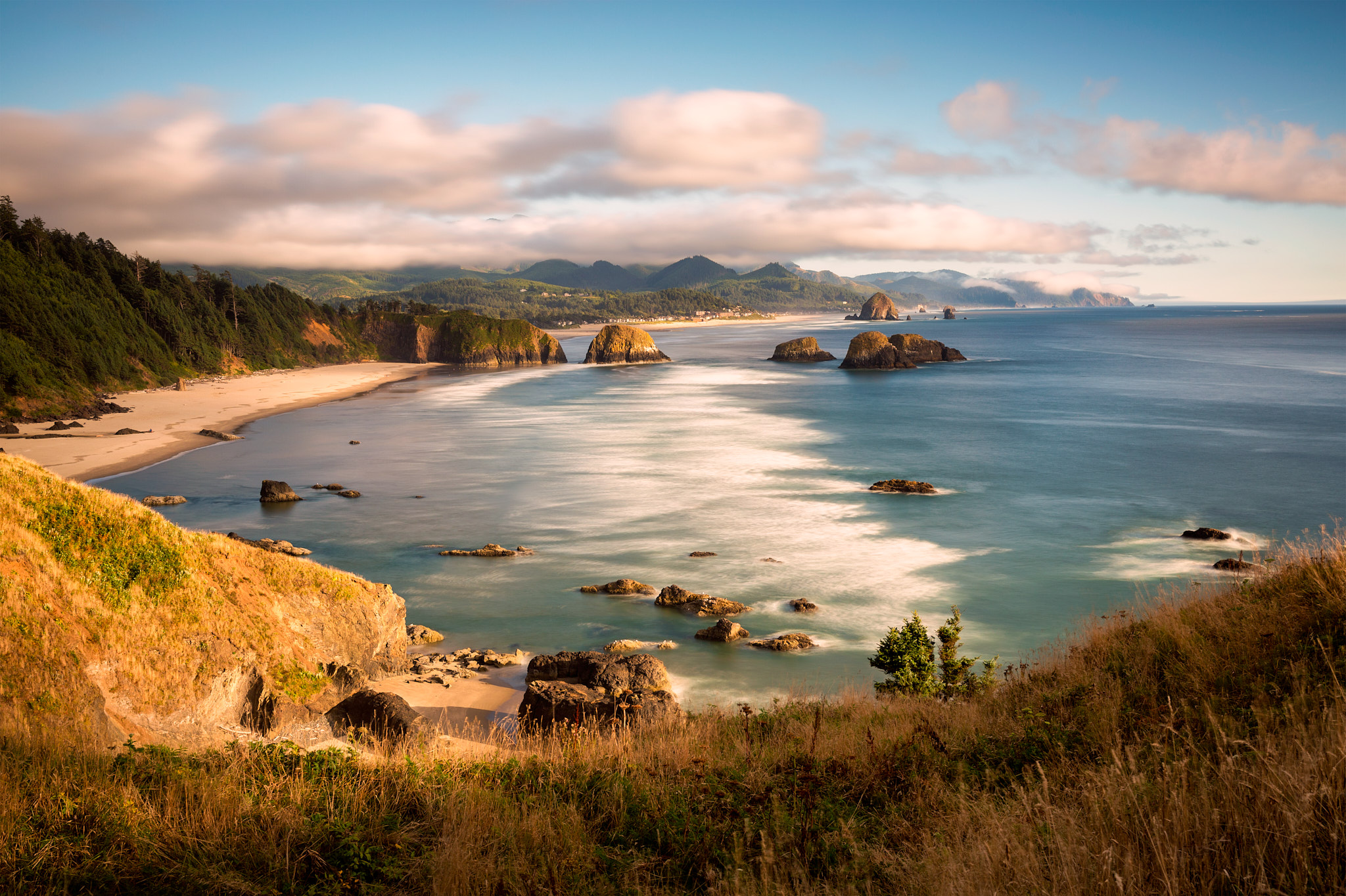 View From Ecola Point